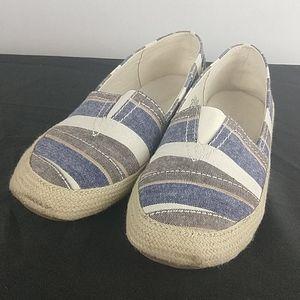 Nine West Boat Loafer Size 6 Blue